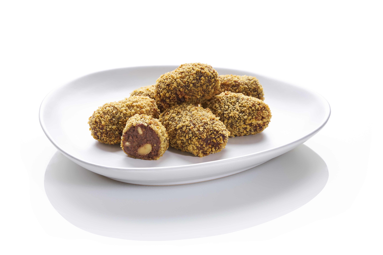 Croqueta de chocolate sin gluten